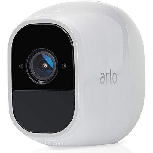 ARLO Pro Plus Add-On-Sicherheitskamera »WLAN-Sicherheitskamera«, weiß