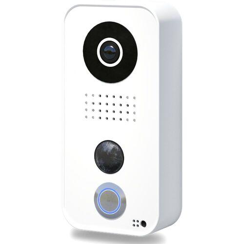 DoorBird »D101« Smart Home Türklingel (Außenbereich), Weiß
