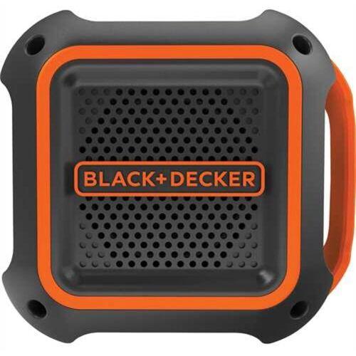 Black & Decker 18 V Bluetooth-Lautsprecher Lautsprecher