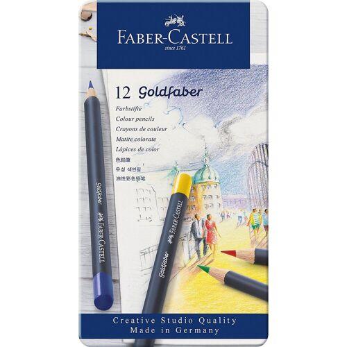 Faber-Castell Buntstift »Buntstifte Goldfaber, 12 Farben«