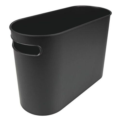 HELIT Papierkorb »the oval«, mit Griffloch