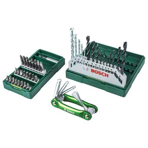 Bosch Werkzeug-Zubehör-Set »Bohrer- und Schrauber-Set«, grün