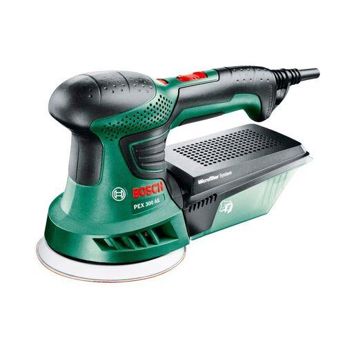 Bosch Exzenterschleifer »PEX 300 AE«, grün