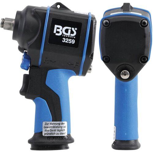 """BGS Druckluft-Schlagschrauber 12,5 mm (1/2""""), 949 Nm, blau"""