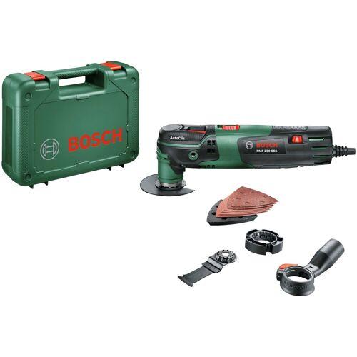 Bosch Multifunktionswerkzeug »PMF 250 CES «, grün