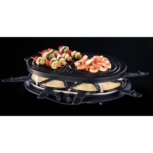 RUSSELL HOBBS Raclette 21000-56 Fiesta Multi Raclette, 6 Raclettepfännchen, 1200 W