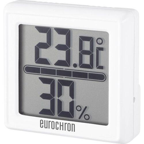 Eurochron »Mini Thermo- /Hygrometer ETH 5500« Funkwetterstation
