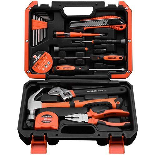HARDEN Tools Werkzeugkoffer »Werkzeug Set 18 teilig«