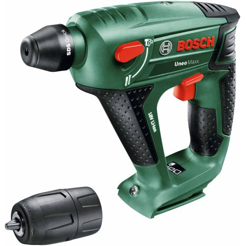 Bosch Akku-Bohrhammer »Uneo Maxx«, max. 900 U/min, ohne Akku