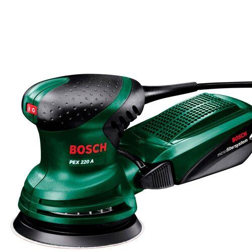 Bosch Exzenterschleifer »PEX 220 A«, grün