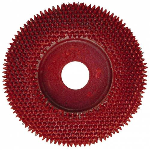 Proxxon Raspelscheibe »50 mm«, rot