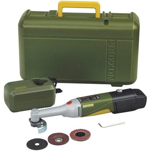 Proxxon Akku-Winkelschleifer »LHW/A«, grün