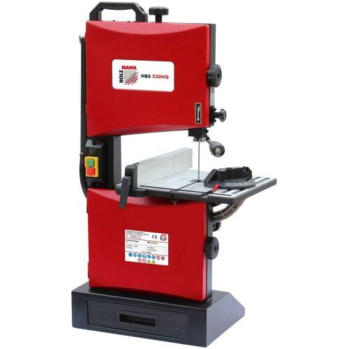 Holzmann -Maschinen Holzbandsäge »HBS 230HQ«, rot