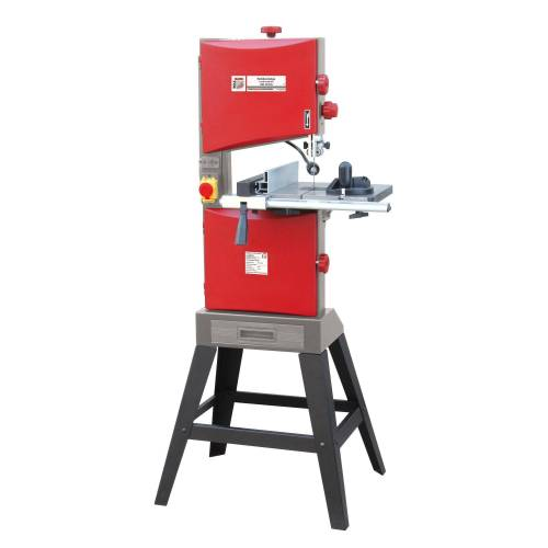 Holzmann -Maschinen Holzbandsäge »HBS 245HQ«, rot