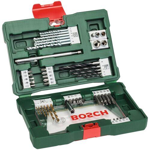 Bosch Bohrer- und Bit-Set , 48-tlg., grün