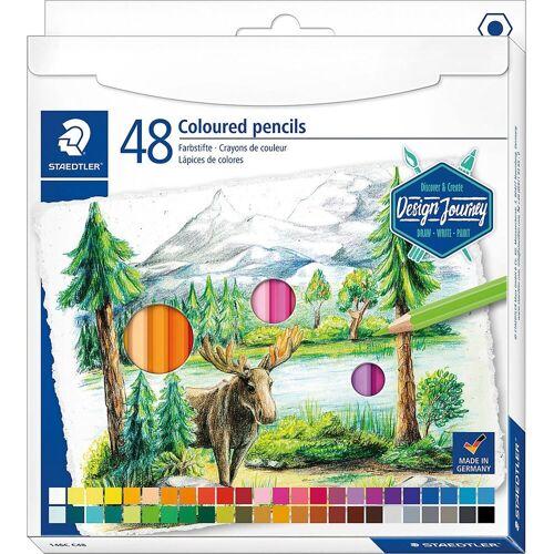 Staedtler Buntstift »Design Journey Bunstifte, 48 Farben«