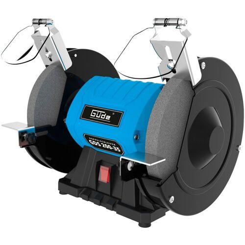 Güde GÜDE Doppelschleifer »GDS 200-35«, 230-240 V, 350 W, blau