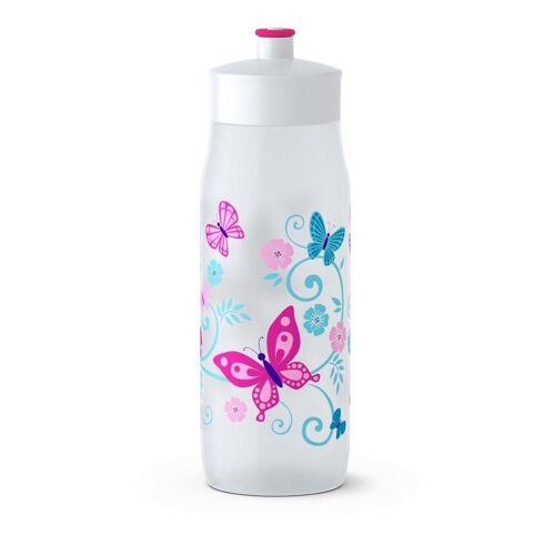 Emsa Trinkflasche »Squeeze Kids Butterfly«