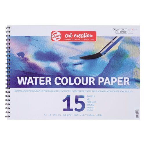 Talens Zeichenpapier »Water Colour Paper«, Postkarten