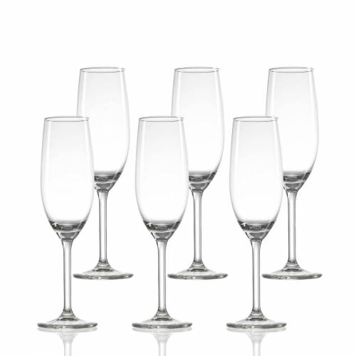 Ritzenhoff & Breker Sektglas »4ALL Sektglas 210 ml 6er Set« (6-tlg)