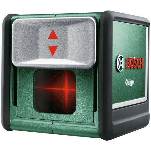Bosch Kreuzlinienlaser »Quigo III«, grün