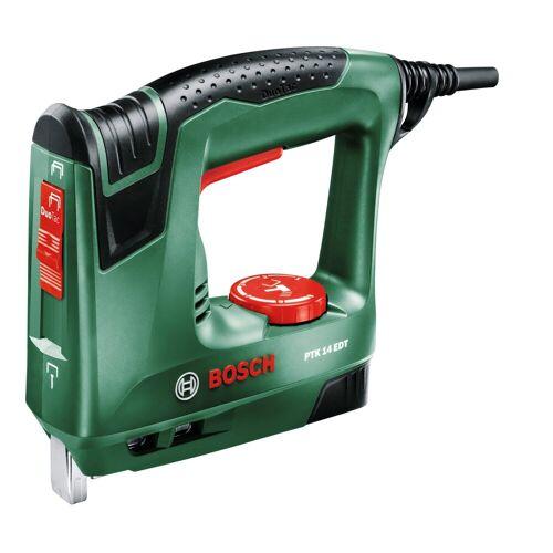 Bosch Elektrotacker »PTK 14 EDT«, grün