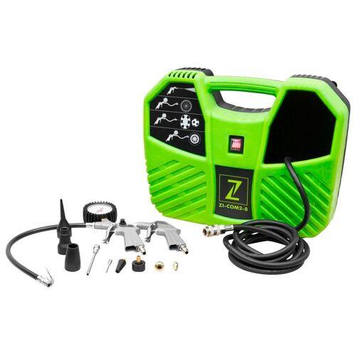 ZIPPER Kompressor »ZI-COM2-8«, 8 bar, grün