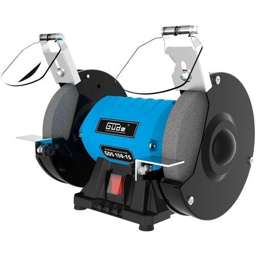 Güde GÜDE Doppelschleifer »GDS 150-15«, 230-240 V, 250 W, blau