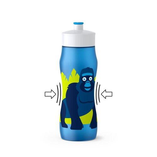 Emsa Trinkflasche »Squeeze Kids Gorilla«