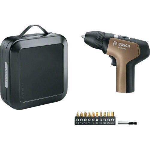 Bosch Akkuschrauber »YouSeries Drill «, 3,6 V, ohne Akku, schwarz