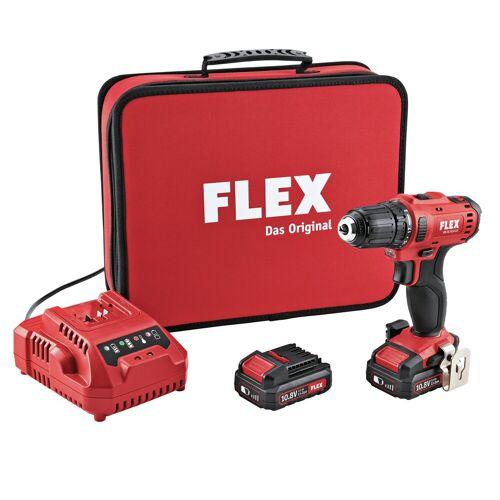 Flex Werkzeugset »DD 2G 10,8-LD«