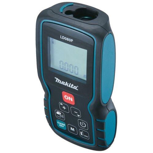 Makita Entfernungsmesser »LD080P«, 80 m, blau