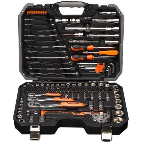 HARDEN Tools Werkzeugkoffer »Werkzeug Set 132 teilig«