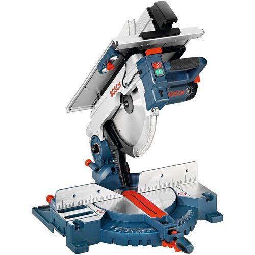 Bosch Professional Kapp- und Gehrungssäge »GTM 12 JL «, kombiniert mit Tischkreissäge, blau