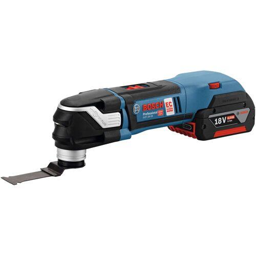 Bosch Professional Multitool »GOP 18V-28 Professional«, blau