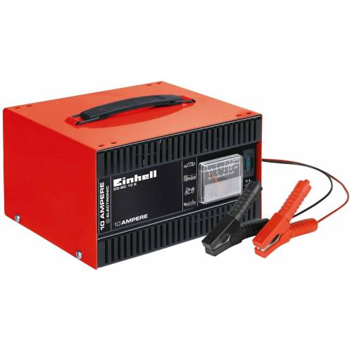 Einhell Batterieladegerät »CC-BC 10 E«, rot