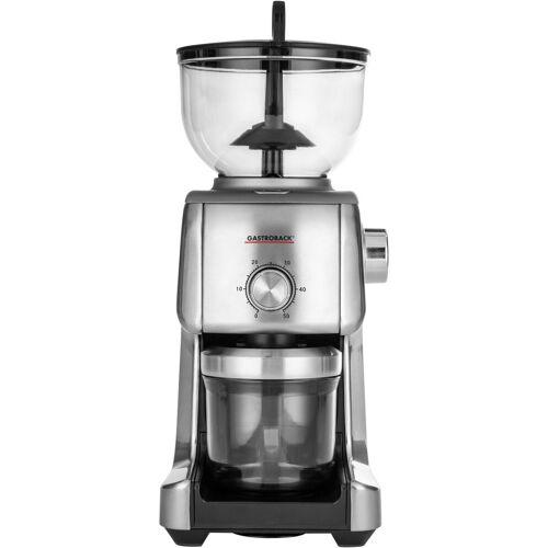 Gastroback Kaffeemühle 42642 Design Advanced Plus, 130 W, 400 g Bohnenbehälter