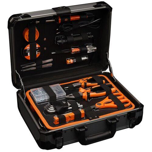 HARDEN Tools Werkzeugkoffer »Werkzeug-Set 155 teilig«