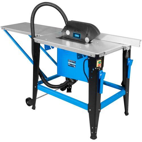 Güde GÜDE Tischkreissäge »GTKS 315«, 400 V, 2800 W, 315 mm, blau