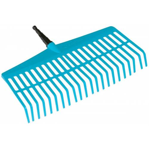 GARDENA Rechenbesen »combisystem«, Breite: 43 cm, blau