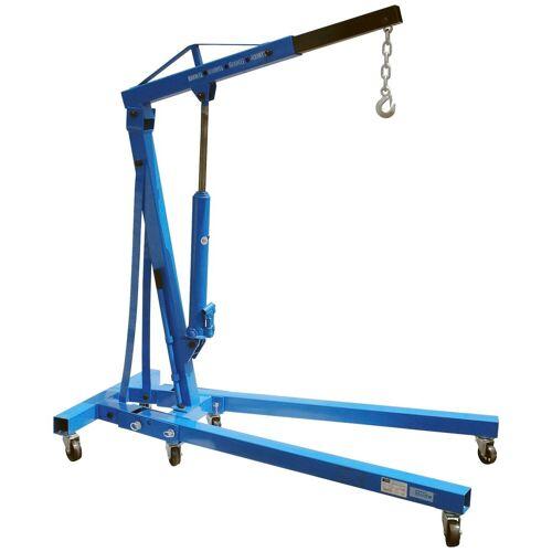 Güde GÜDE Werkstattkran 2000 kg, zerlegbar, blau