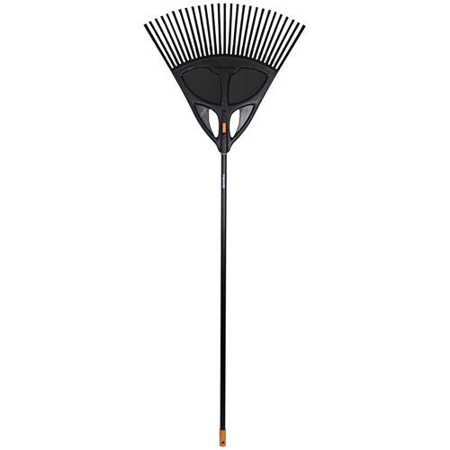Fiskars Laubbesen »XL«, 64,6 cm Arbeitsbreite, fächerartig, schwarz