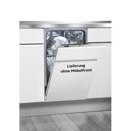 Bauknecht vollintegrierbarer Geschirrspüler, BSIO 3T223 PE X (2), 10 Maßgedecke, Energieeffizienzklasse E (März 2021)