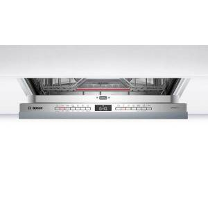 Bosch vollintegrierbarer Geschirrspüler Serie 4, SMV4HCX48E, 9,5 l, 14 Maßgedecke, Energieeffizienzklasse A++