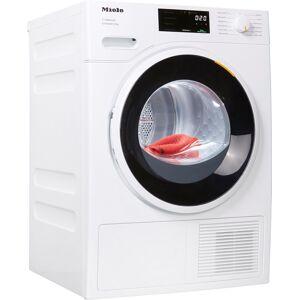 Miele Wärmepumpentrockner T1 White Edition TSF643 WP EcoSpeed&8kg, 8 kg, Energieeffizienzklasse A+++
