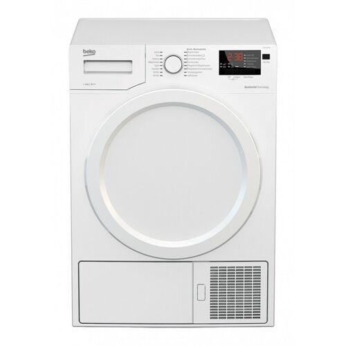 Beko Wärmepumpentrockner Wärmepumpentrockner 8kg DE8433PA0, Energieeffizienzklasse A++
