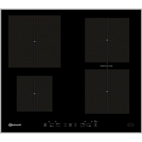 Bauknecht Induktions-Kochfeld von SCHOTT CERAN® CTAI 9640C IN, mit Kombi-Zone