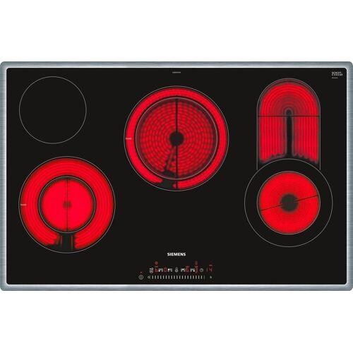 Siemens Elektro-Kochfeld von SCHOTT CERAN® iQ300 ET845FCP1D