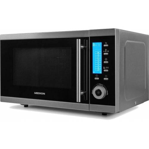 Medion Mikrowelle MD 15501, Mikrowelle, Grill und Heißluft, 25 l