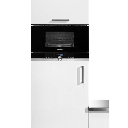 Siemens Einbau-Mikrowelle BE634LGS1, Mikrowelle, Grill, 21 l